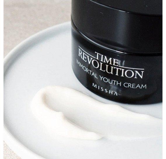 Омолаживающий питательный крем для лица Missha Time Revolution Immortal Youth Cream MISSHA 50 мл