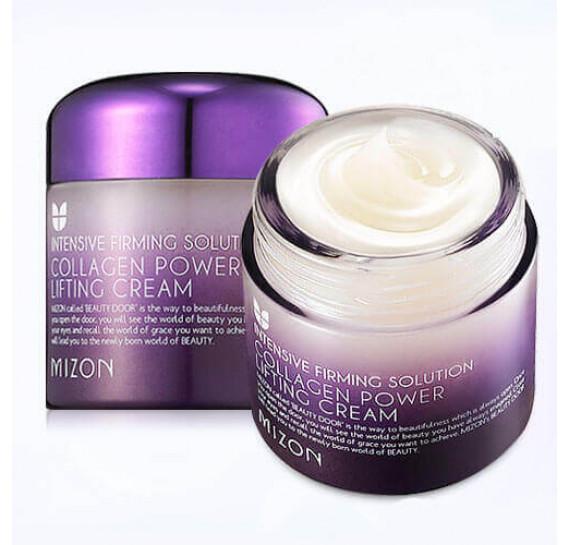 Крем для лица с коллагеном от морщин Mizon Collagen Power Lifting Cream 75 мл