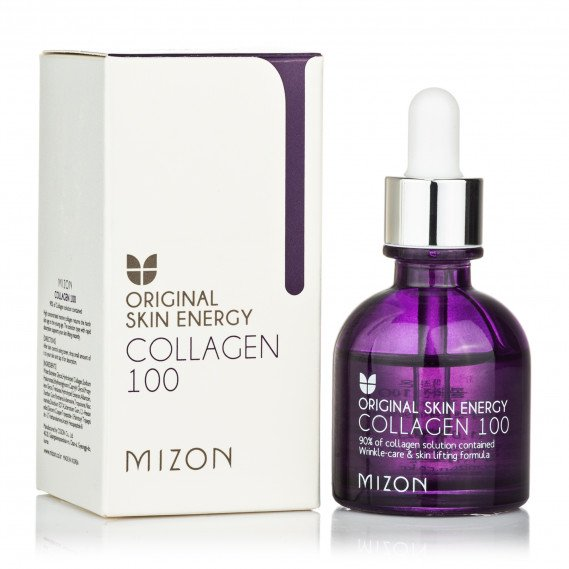 Восстанавливающая коллагеновая сыворотка Mizon Original Skin Energy Collagen 100 Ampoule 30 мл
