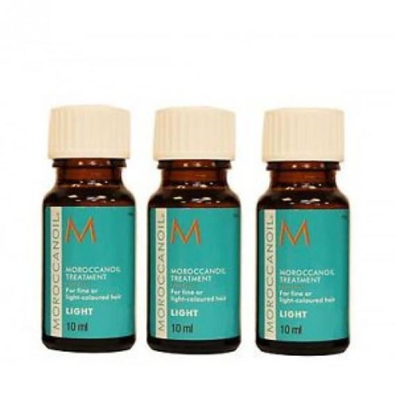 Восстанавливающее масло для всех типов волос (3*10мл) Moroccanoil 10 мл * 3 шт