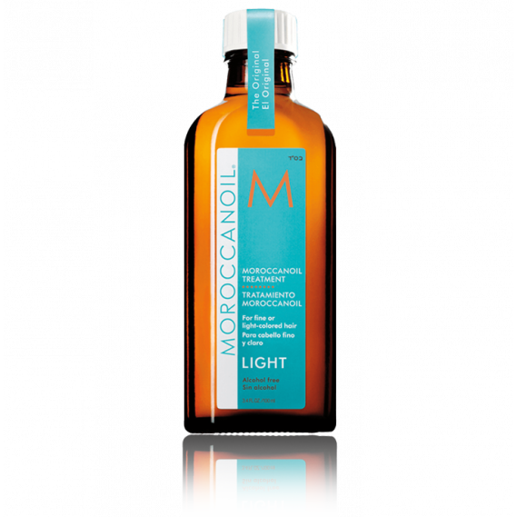 Восстанавливающее масло для тонких и светлых волос (200 мл) Moroccanoil