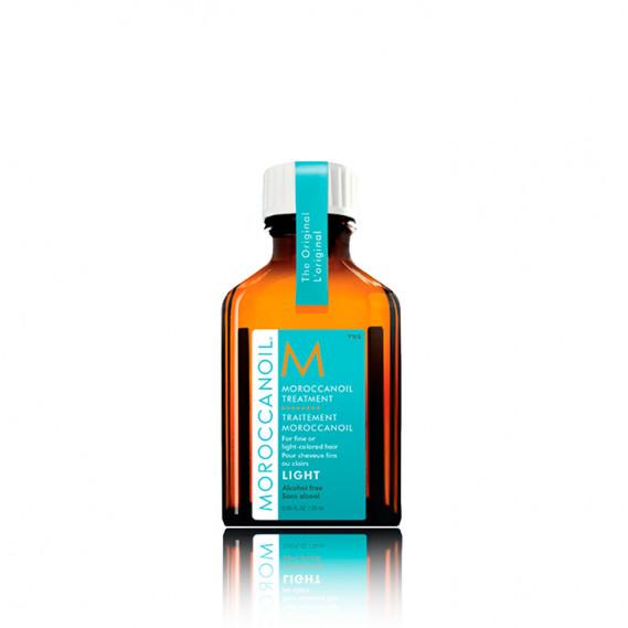 Восстанавливающее масло для тонких и светлых волос (25 мл) Moroccanoil