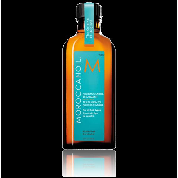 Восстанавливающее масло для всех типов волос (200мл) Moroccanoil 200 мл