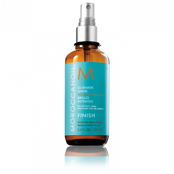 Спрей для мерцающего блеска волос Moroccanoil 100 мл
