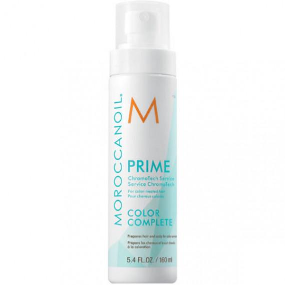 Спрей для защиты и сохранения цвета Moroccanoil ChromaTech Color Complete Prime 160 мл