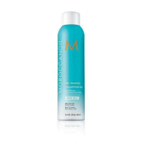 Сухой шампунь для светлых волос всех типов (205 мл) Moroccanoil