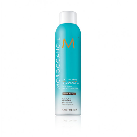 Сухой шампунь для темных волос всех типов (205 мл) Moroccanoil