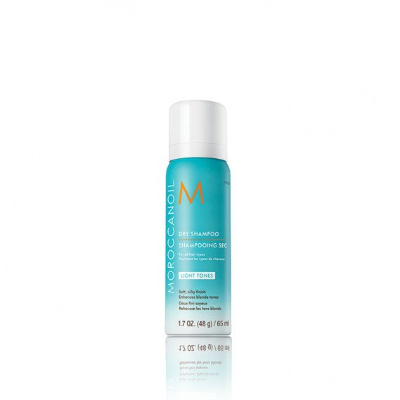 Сухой шампунь для светлых волос всех типов (65 мл) Moroccanoil