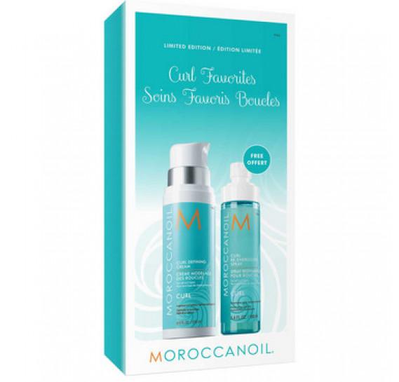 Набор для волос - Фавориты для кудрей Moroccanoil 250 мл + 160 мл