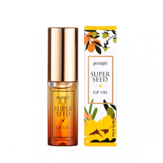 Питательное масло для губ Petitfee Super Seed Lip Oil PETITFEE 3 мл