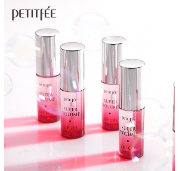 Ухаживающее масло с эффектом объемных губ Petitfee Super Volume Lip Oil PETITFEE 3 мл