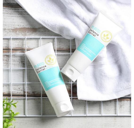 Слабокислотный гель для деликатного очищения кожи Purito Defence Barrier Ph Cleanser 150 мл