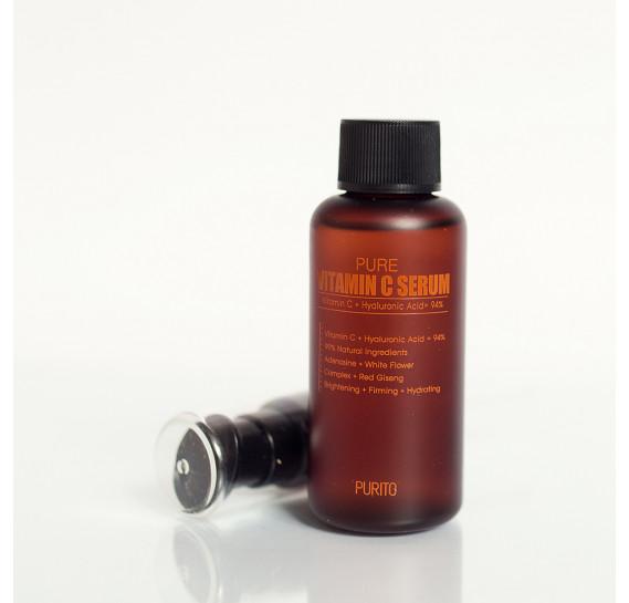 Высококонцентрированная сыворотка с витамином С Purito Pure Vitamin C Serum 60 мл