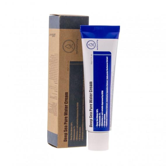 Крем с морской водой для глубокого увлажнения кожи Purito Deep Sea Pure Water Cream 50 мл