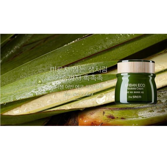 Питательный крем с экстрактом новозеландского льна The Saem Urban Eco Harakeke Cream THE SAEM 50 мл