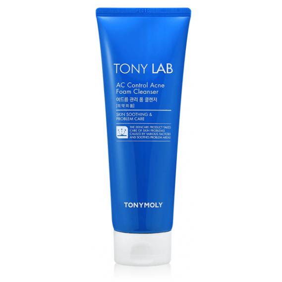 Антибактериальная пенка для умывания Tony Moly Tony Lab AC Control Acne Foam Cleanser TONY MOLY 150 мл