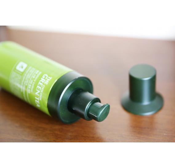 Концентрированная увлажняющая эссенция с экстрактом зеленого чая Tony Moly The Chok Chok Green Tea Watery Essence TONY MOLY 55 мл