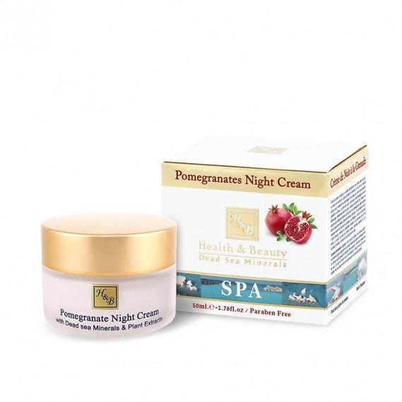 Гранатовый ночной крем Health & Beauty 50 мл