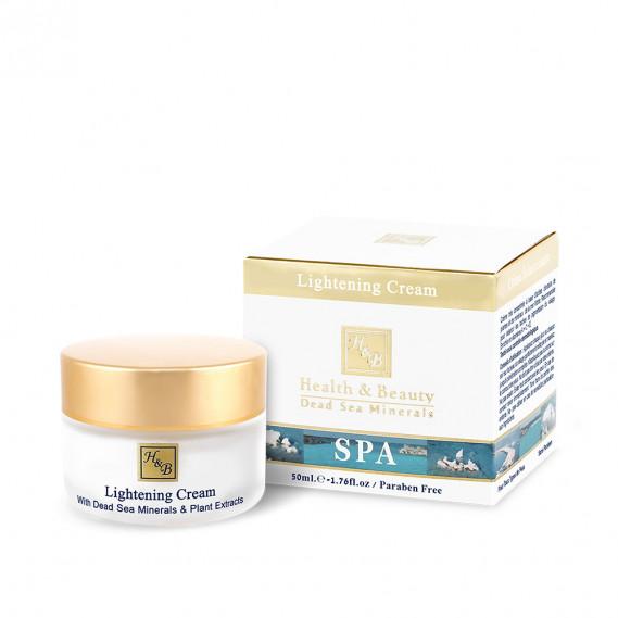 Осветляющий крем SPF-20 Health & Beauty 50 мл