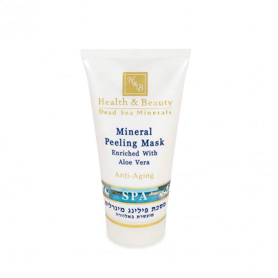 Минеральная маска-пилинг 150мл Health & Beauty 150 мл