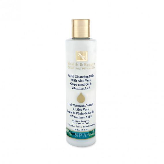 Очищающее молочко для лица Health & Beauty 250 мл