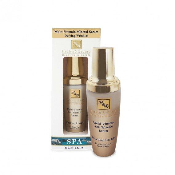 Минеральный серум от морщин Health & Beauty 50 мл