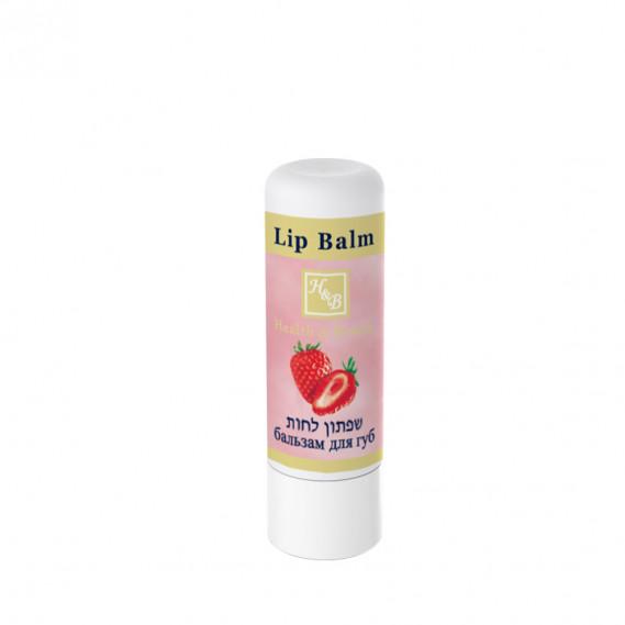 Бальзам для губ (Клубника) Health & Beauty 5 мл