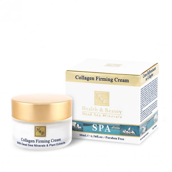 Коллагеновый крем для укрепления кожи SPF-20 Health & Beauty 50 мл