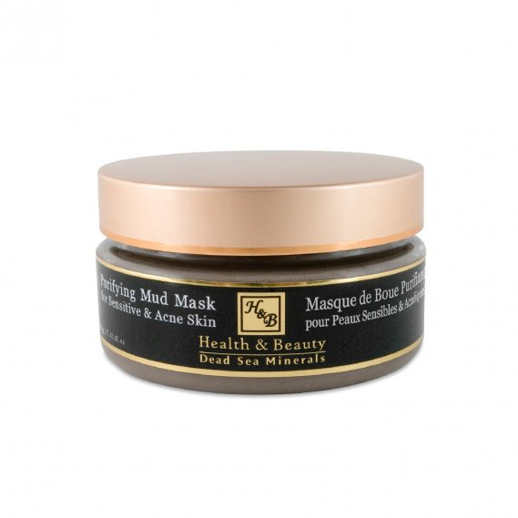 Очищающая грязевая маска с экстрактом алоэ-вера 220 мл Health & Beauty