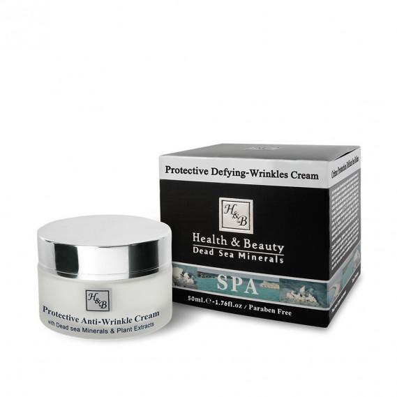 Увлажняющий крем против морщин для мужчин С SPF-15 Health & Beauty 50 мл