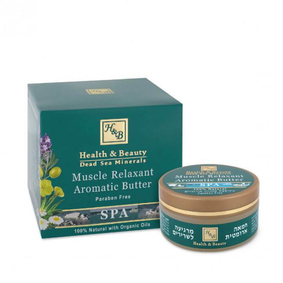 Ароматическое масло для расслабления мышц Health & Beauty 50 мл