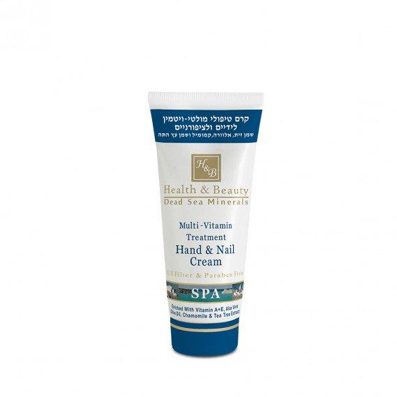 Оздоравливающий крем для рук и ногтей  (100 мл) Health & Beauty