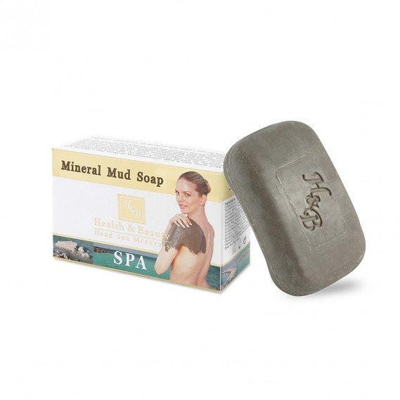 Грязевое мыло Health & Beauty 125 мл