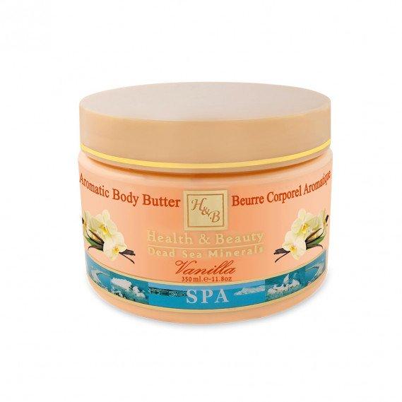 Ароматическое масло для тела (ВАНИЛЬ) Health & Beauty 350 мл