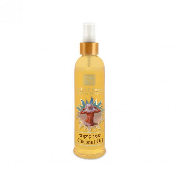 Кокосовое масло для загара Health & Beauty 250 мл