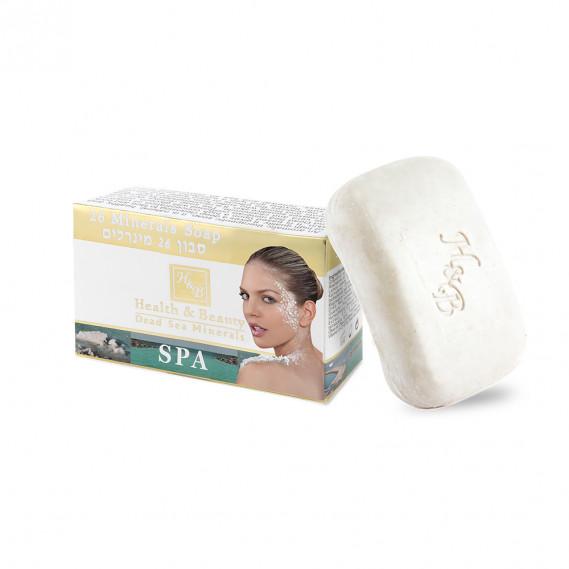 Минеральное мыло Health & Beauty 125 мл