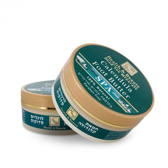 Масло календулы для потрескавшихся ступней Health & Beauty 100 мл