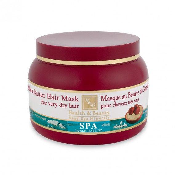 Маска для очень сухих волос на основе масла Ши Health & Beauty 250 мл