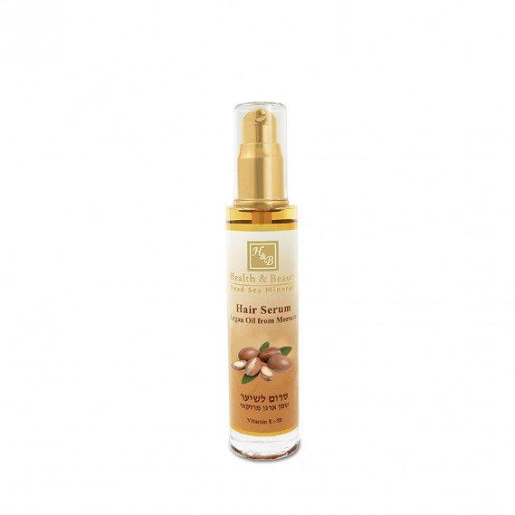 Серум для волос с маслом аргании марроканской Health & Beauty 50 мл