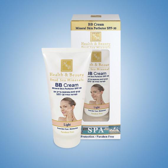 BB Крем-Увлажняющий с добавлением тонального крема SPF-30 (LIGHT) Health & Beauty 50 мл
